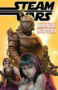 Antarctic Press-Steam Wars Bounty Hunters No 01 2015 Hybrid Comic eBook