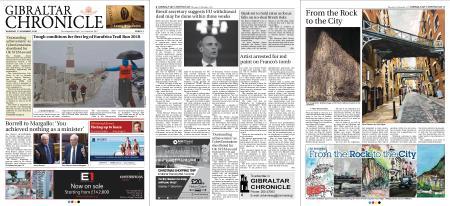 Gibraltar Chronicle – 01 November 2018