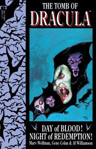 Tomb Of Dracula 002 1991 Digital Shadowcat