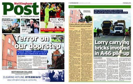 Nottingham Post – August 15, 2018