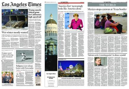 Los Angeles Times – February 20, 2019