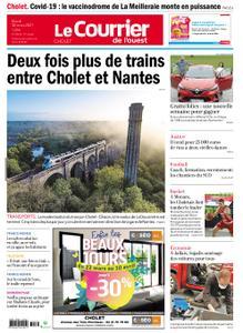 Le Courrier de l'Ouest Cholet – 30 mars 2021