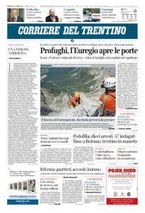 Corriere del Trentino - 13 Ottobre 2017