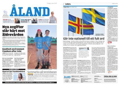 Ålandstidningen – 11 juni 2019