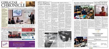 Gibraltar Chronicle – 22 February 2018