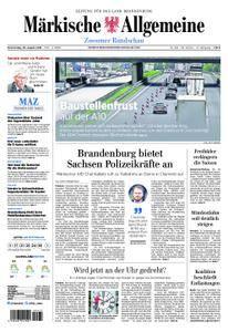 Märkische Allgemeine Zossener Rundschau - 30. August 2018