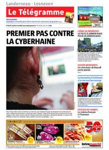 Le Télégramme Landerneau - Lesneven – 16 mai 2019