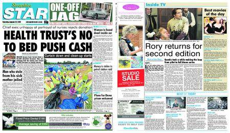 Shropshire Star Shrewsbury Edition – August 22, 2017