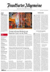 Frankfurter Allgemeine Zeitung - 21 September 2020