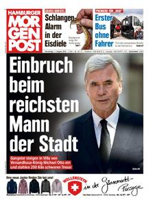 Hamburger Morgenpost – 01. August 2019