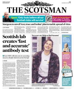 The Scotsman - 4 May 2020