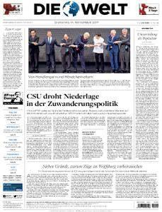 Die Welt - 14. November 2017