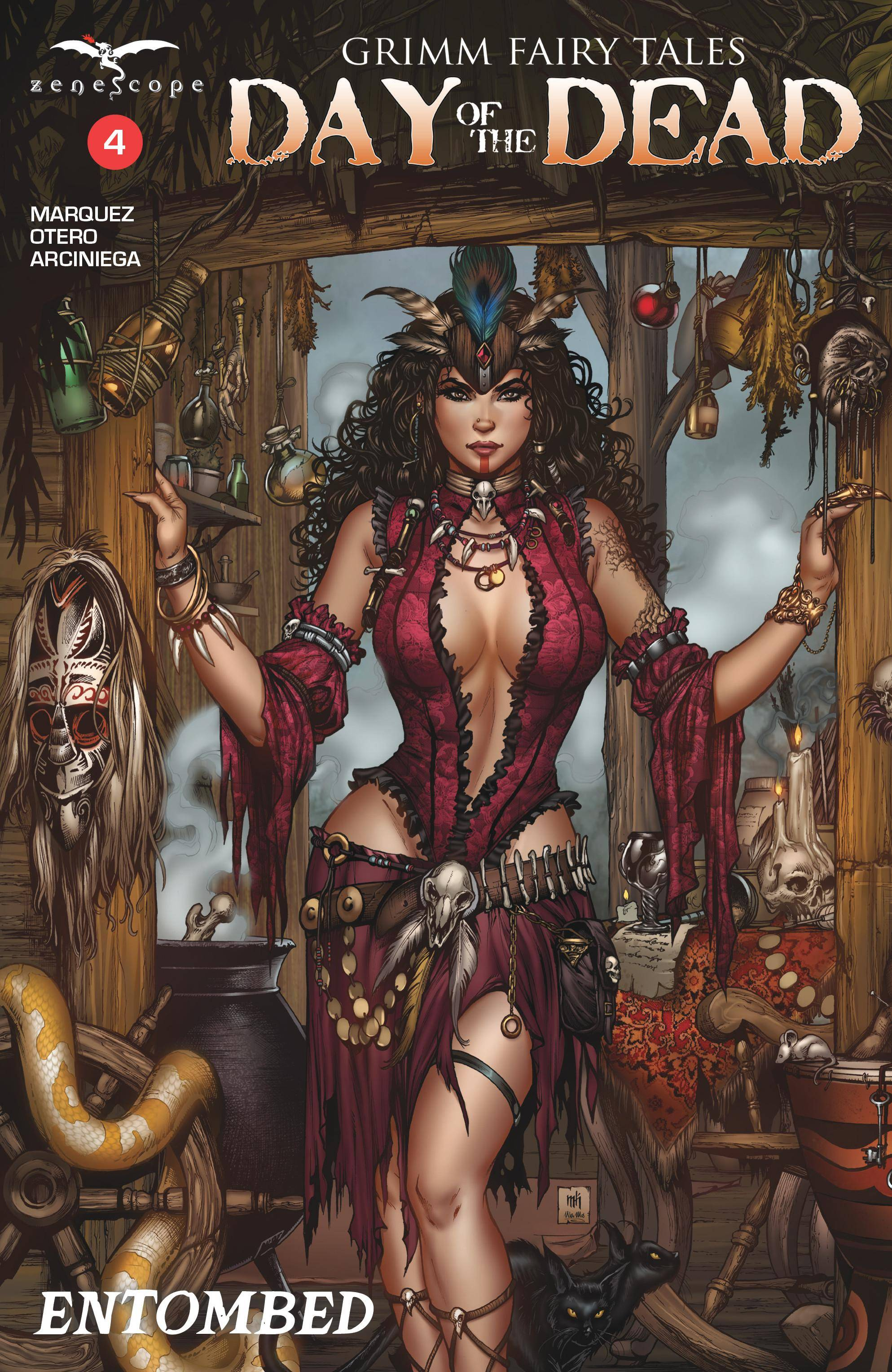 Grimm Fairy Tales Day of the Dead 0042017DigitalTLK-EMPIRE-HD