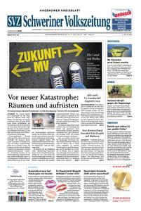 Schweriner Volkszeitung Hagenower Kreisblatt - 06. Juli 2019