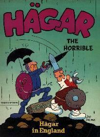 Hagar in England