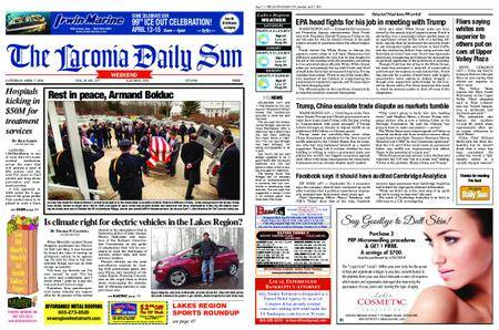 The Laconia Daily Sun – April 07, 2018