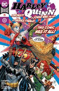 Harley Quinn 075 2020 Digital Zone
