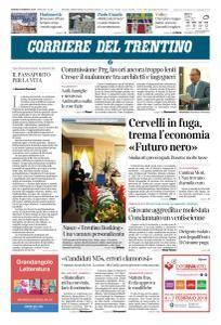 Corriere del Trentino - 2 Febbraio 2018