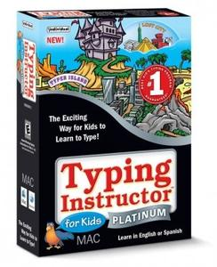 Typing Instructor for Kids Platinum 5.1 macOS