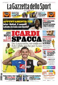 La Gazzetta dello Sport Roma – 06 luglio 2019