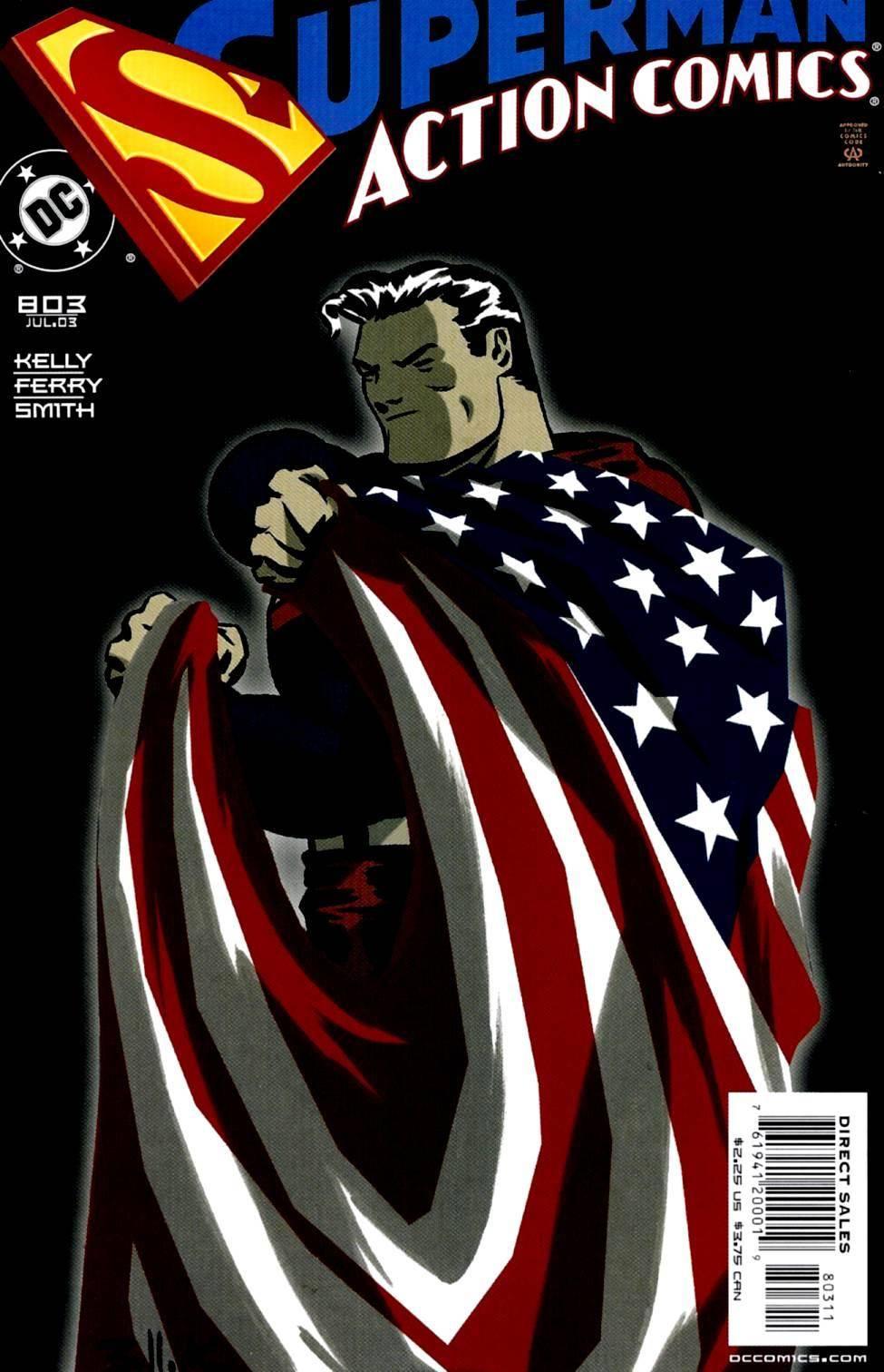 For Whomever - Action Comics 803 cbr