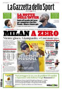La Gazzetta dello Sport Sicilia – 26 agosto 2019