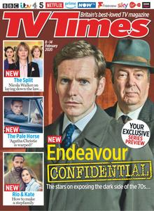 TV Times - 08 February 2020