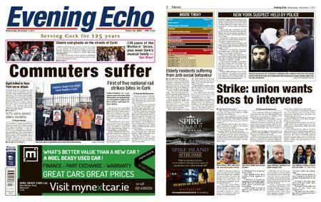 Evening Echo – November 01, 2017