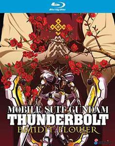 Mobile Suit Gundam Thunderbolt: Bandit Flower (2017)