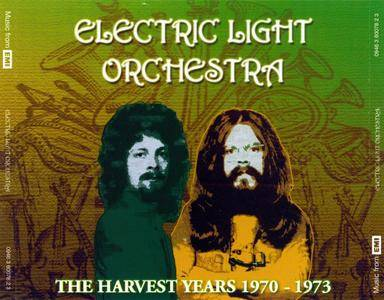 Electric Light Orchestra - The Harvest Years 1970-1973 (2006) {3CD Box Set, Remastered}