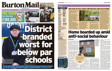 Burton Mail – June 28, 2021
