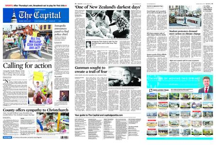 The Capital – March 16, 2019
