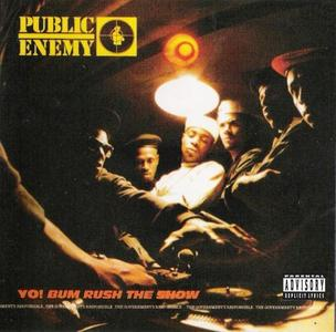 Public Enemy - Yo! Bum Rush The Show (1987) {Def Jam}