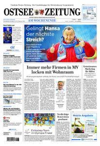 Ostsee Zeitung Wolgast - 24. Februar 2018