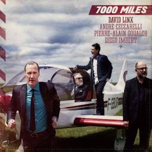 David Linx - 7000 Miles (feat. André Ceccarelli, Pierre-Alain Goualch, Diego Imbert) (2018)