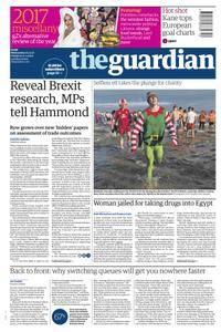 The Guardian  27 December 2017