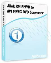 Allok RM RMVB to AVI MPEG DVD Converter ver. 1.4.4