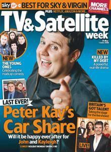 TV & Satellite Week - 26 May 2018