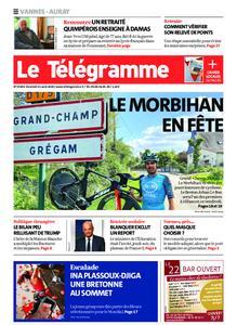 Le Télégramme Auray – 21 août 2020