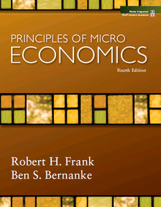 Principles of Microeconomics (Repost)