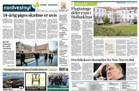 Nordvestnyt Holbæk Odsherred – 03. februar 2018