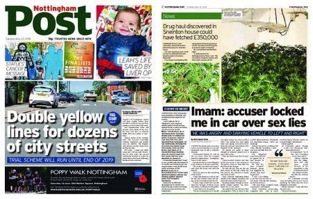 Nottingham Post – May 22, 2018