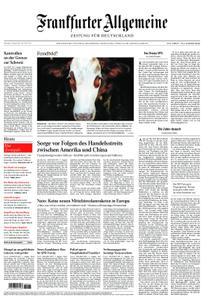 Frankfurter Allgemeine Zeitung F.A.Z. - 03. August 2019