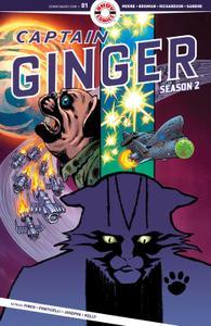 Captain Ginger Season 2 001 2020 digital Son of Ultron