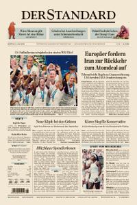 Der Standard – 08. Juli 2019