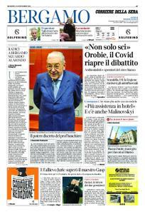 Corriere della Sera Bergamo – 29 novembre 2020