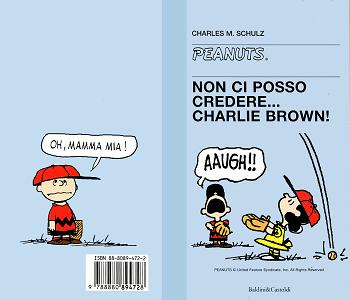 Tascabili Peanuts - Volume 17 - Non Ci Posso Credere ...Charlie Brown!