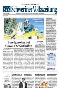 Schweriner Volkszeitung Hagenower Kreisblatt - 24. Juni 2020
