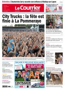 Le Courrier de l'Ouest Angers – 03 août 2019
