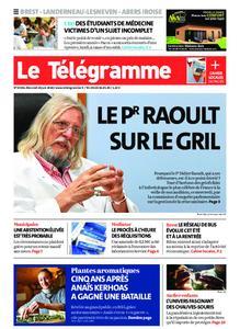 Le Télégramme Brest Abers Iroise – 24 juin 2020